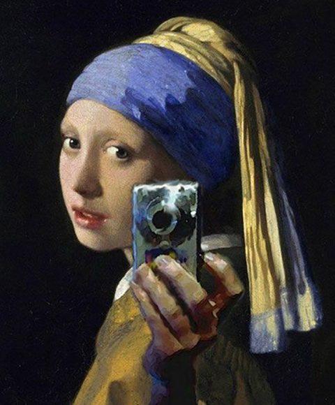 The Dutch painter Vermeer